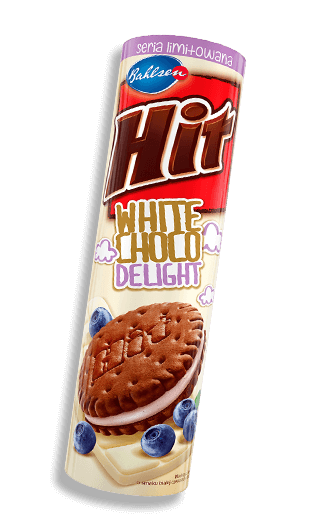 Hit White Choco Delight